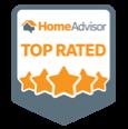 Home Advisor Top Rated Logo