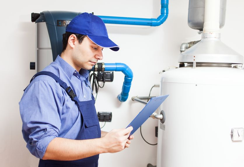 Quail Services Hot Water Heater Installation