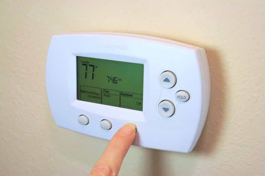 thermostat service in auburn ma